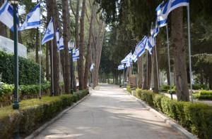 Israelflaggen