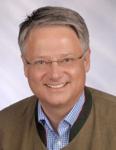 Dr. Ludwig Fischer von Weikersthal, Vertrauensmann